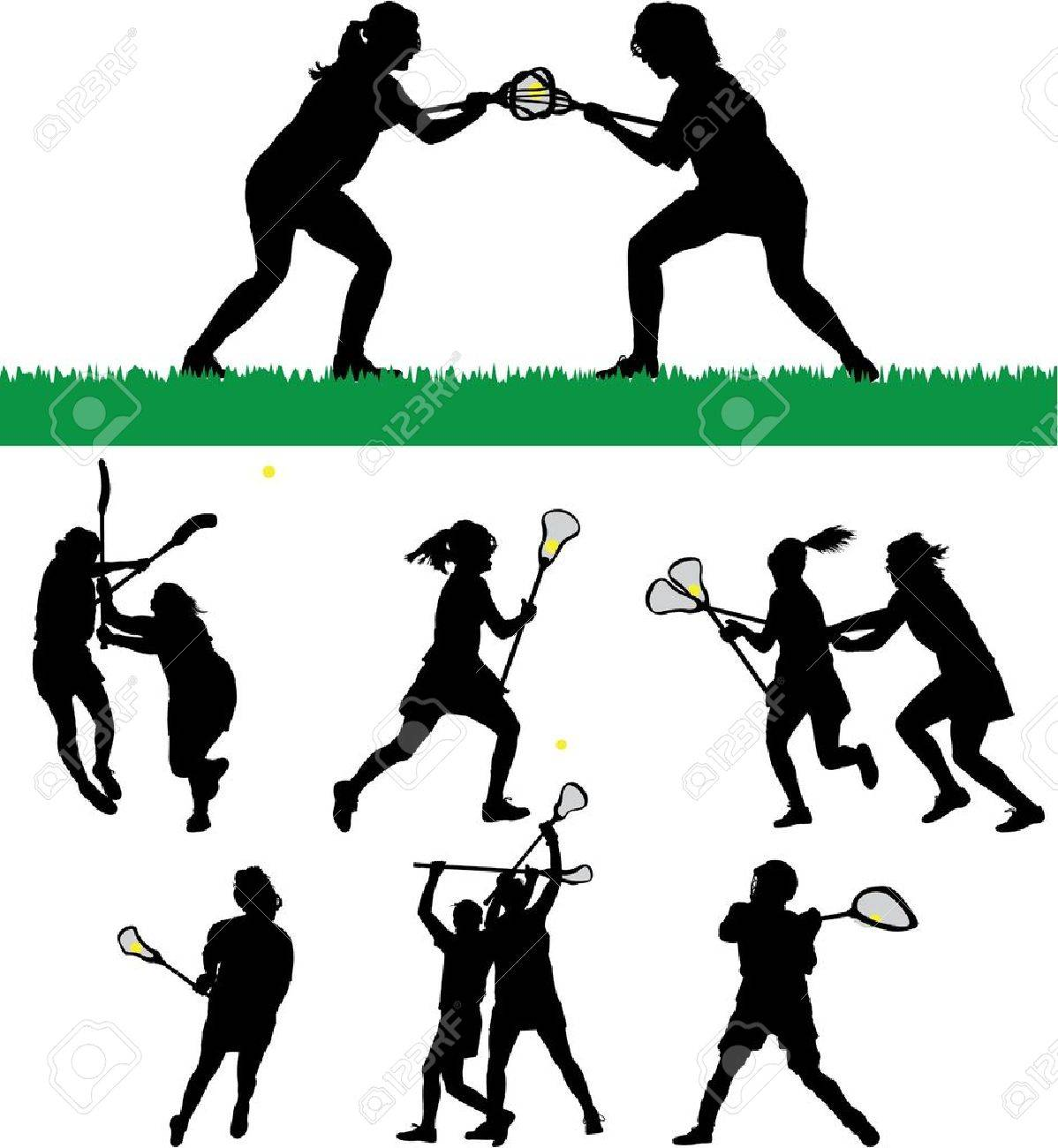 800 Lacrosse Cliparts, Stock Vector And Royalty Free Lacrosse ...