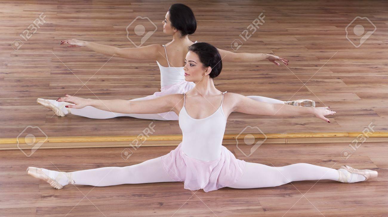 Тренировка балерин фото 6 фотография