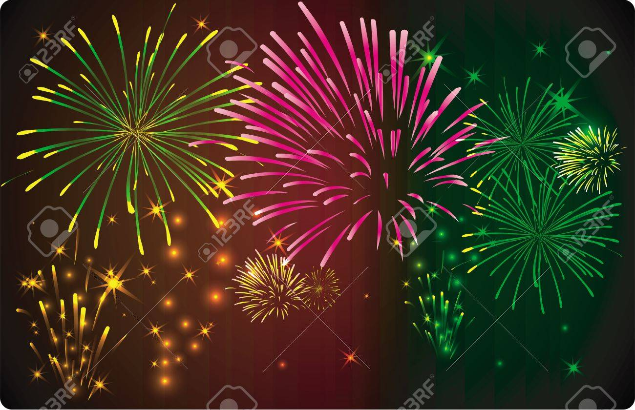 firework Stock Vector - 15963555