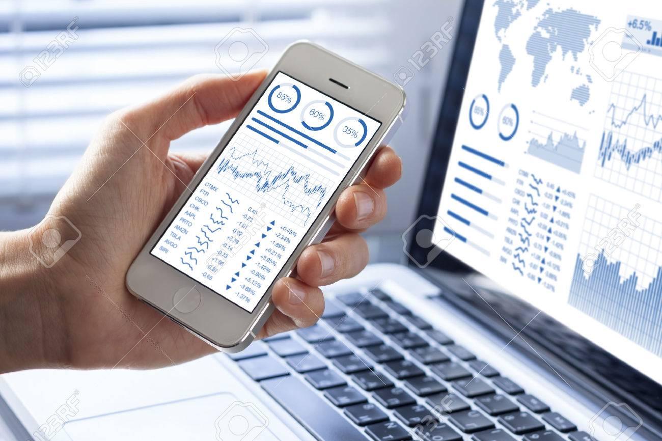 Las Inversiones De Los Inversores En El Mercado De Análisis Del ...