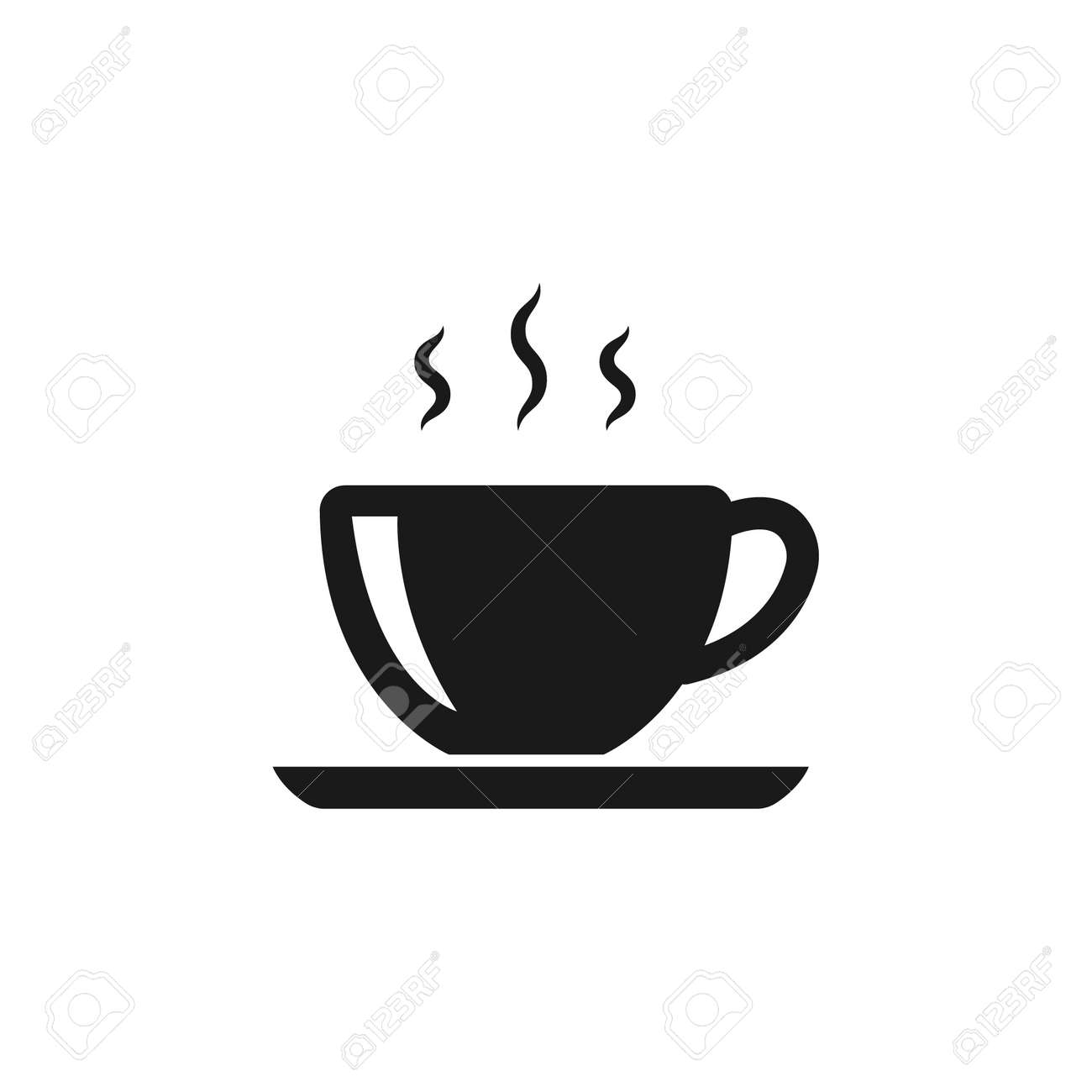 hot cup illustration for web and mobile app - 168366365