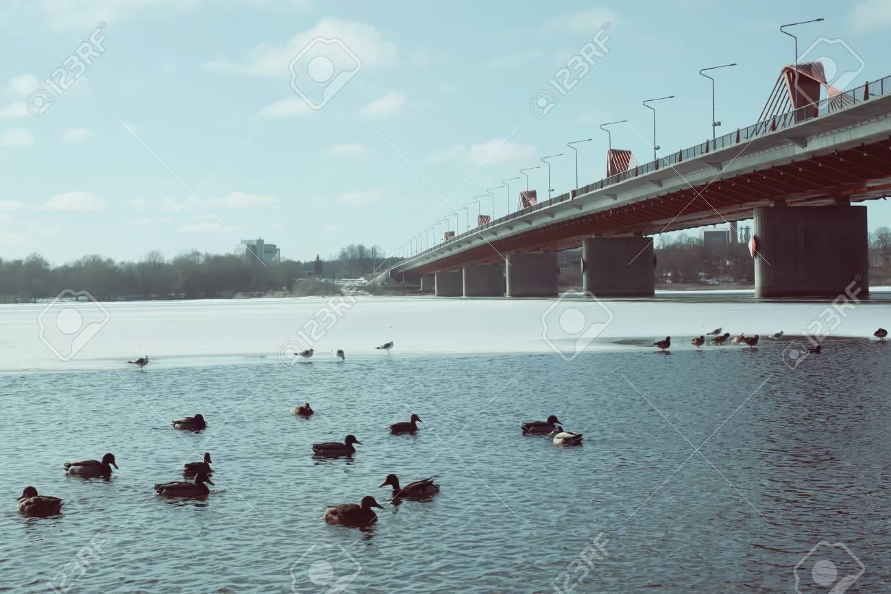 Riga, ラトビア、東ヨーロッパで...