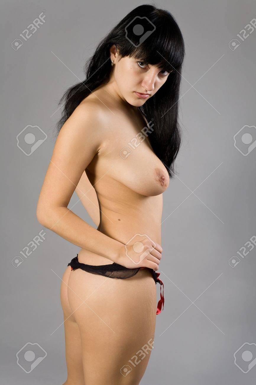 Fotografie neked girl