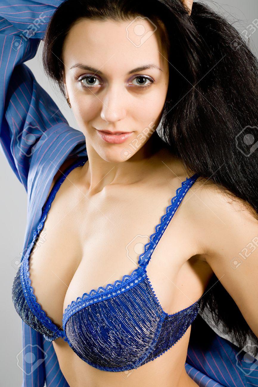 Big breast picture