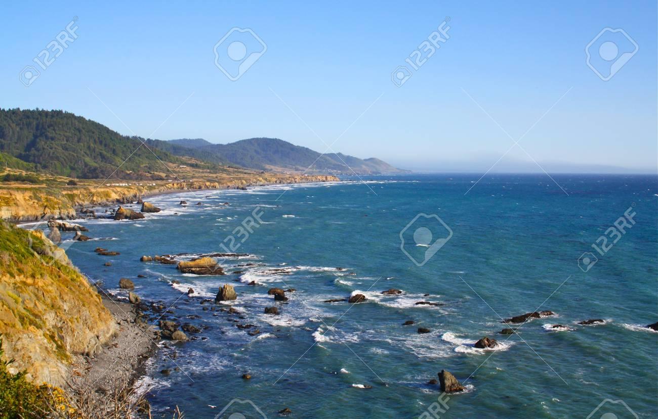 West Coast Sea Stock Photo - 12274705