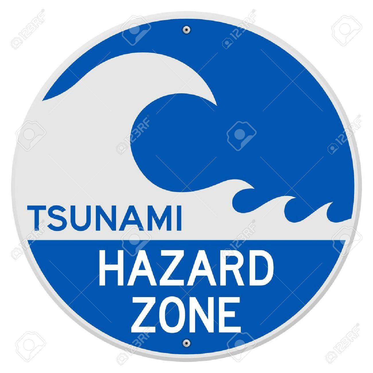 Tsunami Hazard Zone - 13584584