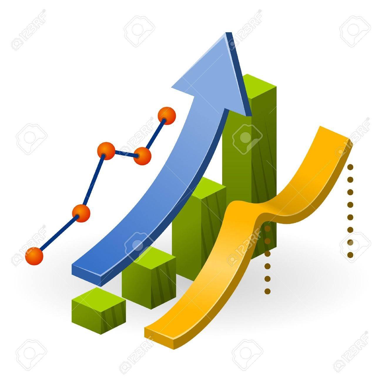 Business Performance Chart - 14721710