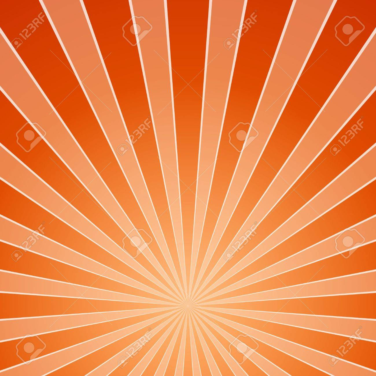 Red Glowing Background Stock Vector - 16645463