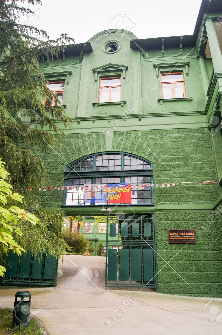 House-Museum Stalins Dacha in Sochi