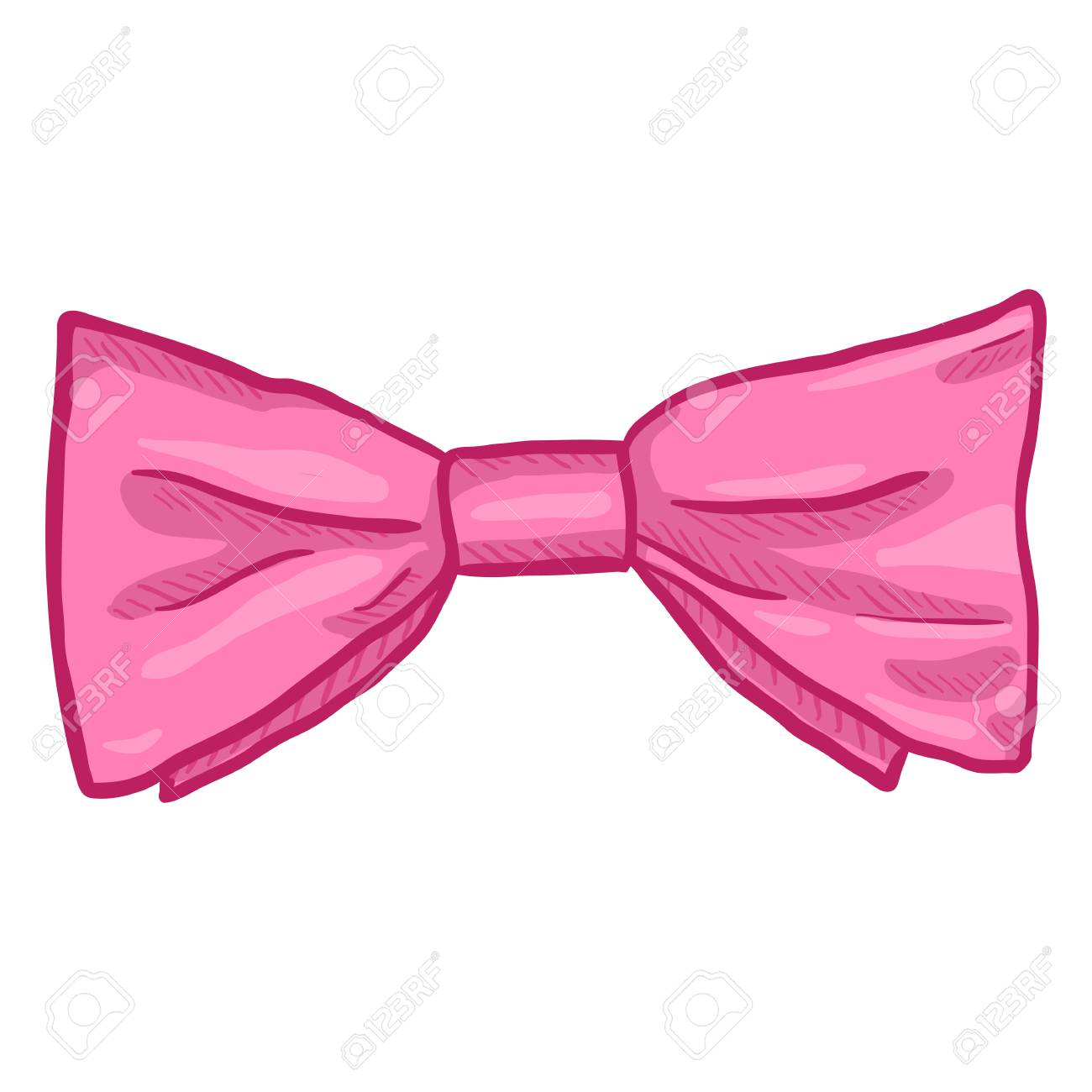Vector Cartoon Standard Pink Bow Tie Vintage Fashion Accessory Royalty Free Cliparts Vectors And Stock Illustration Image 95252652 Free for commercial use no attribution required high quality images. vector cartoon standard pink bow tie vintage fashion accessory