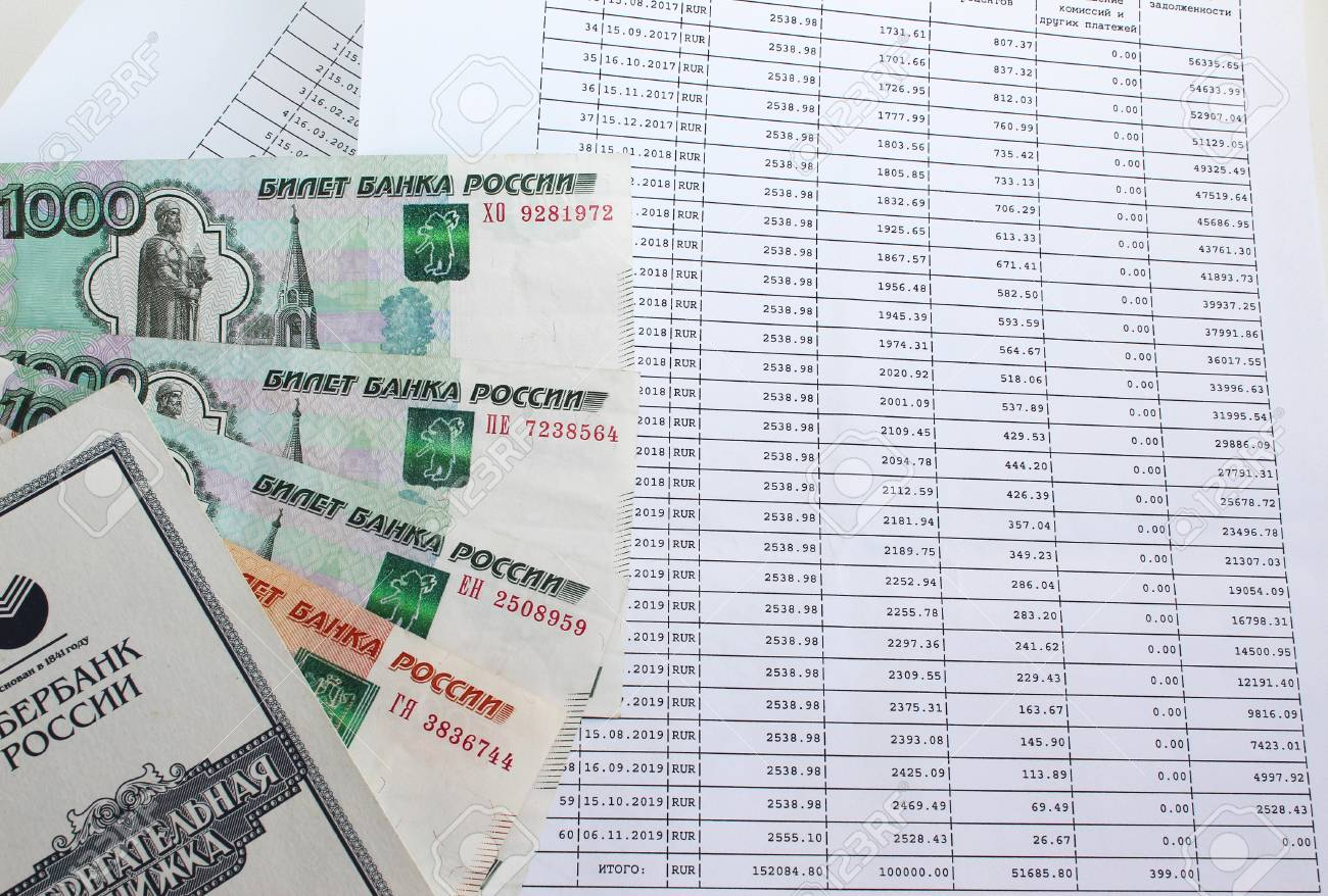 repayment schedule for loan