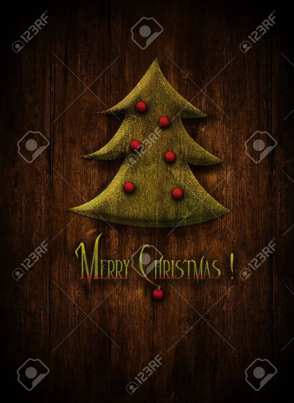 Rustic Christmas Wallpaper For Computer