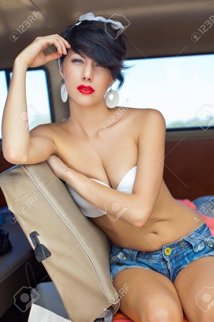 Секс девушка голубой