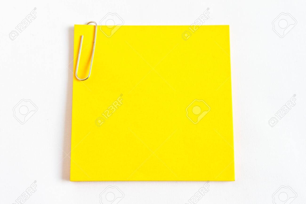 Paper notes Stock Photo - 8795952