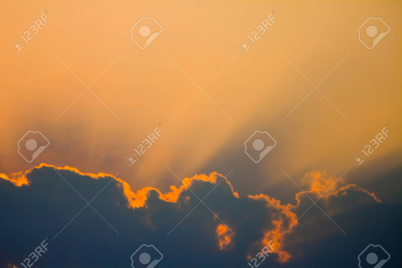clouds and sky Stock Photo - 17348705