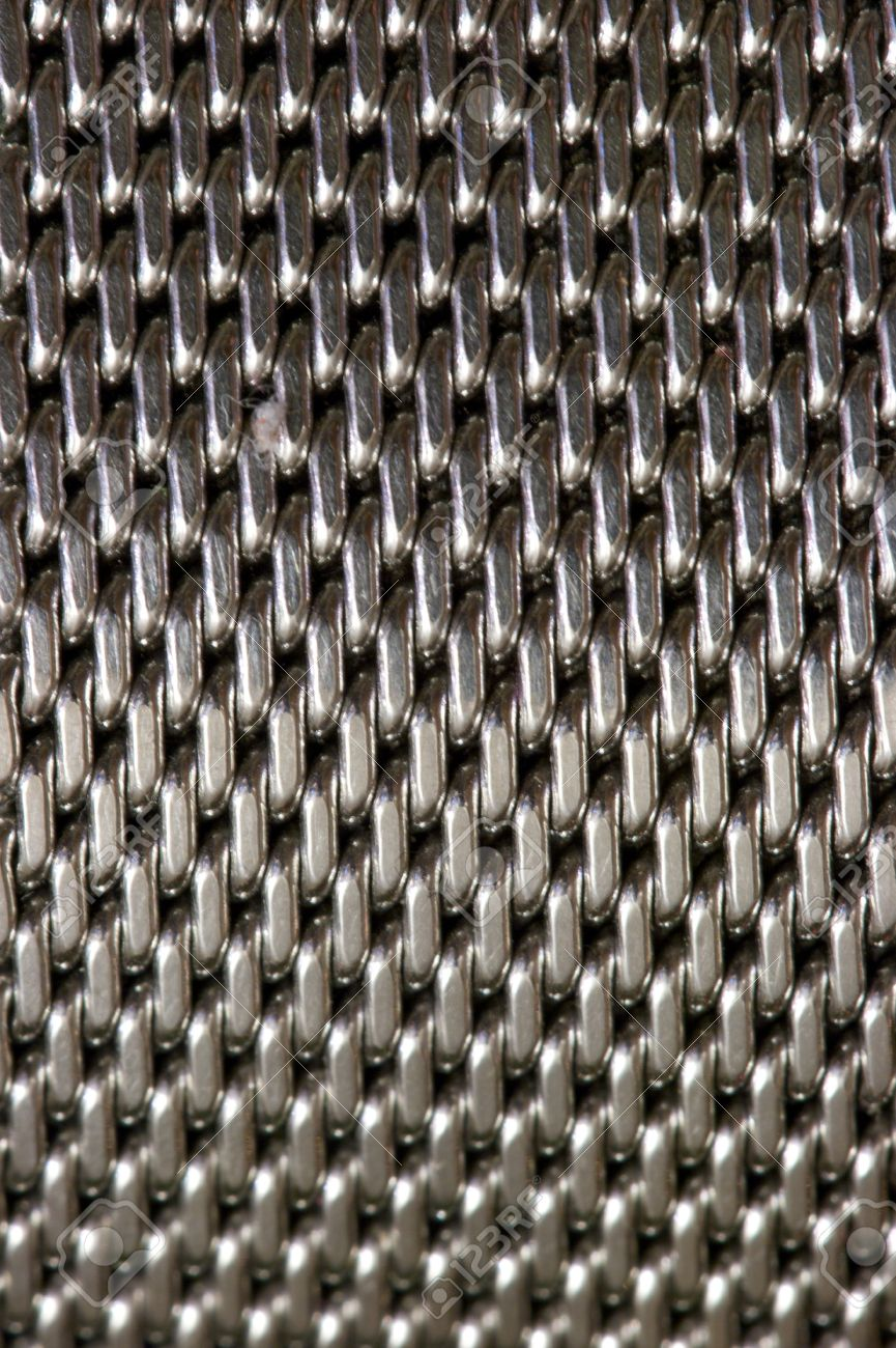 Metal armor texture Stock Photo - 4237281