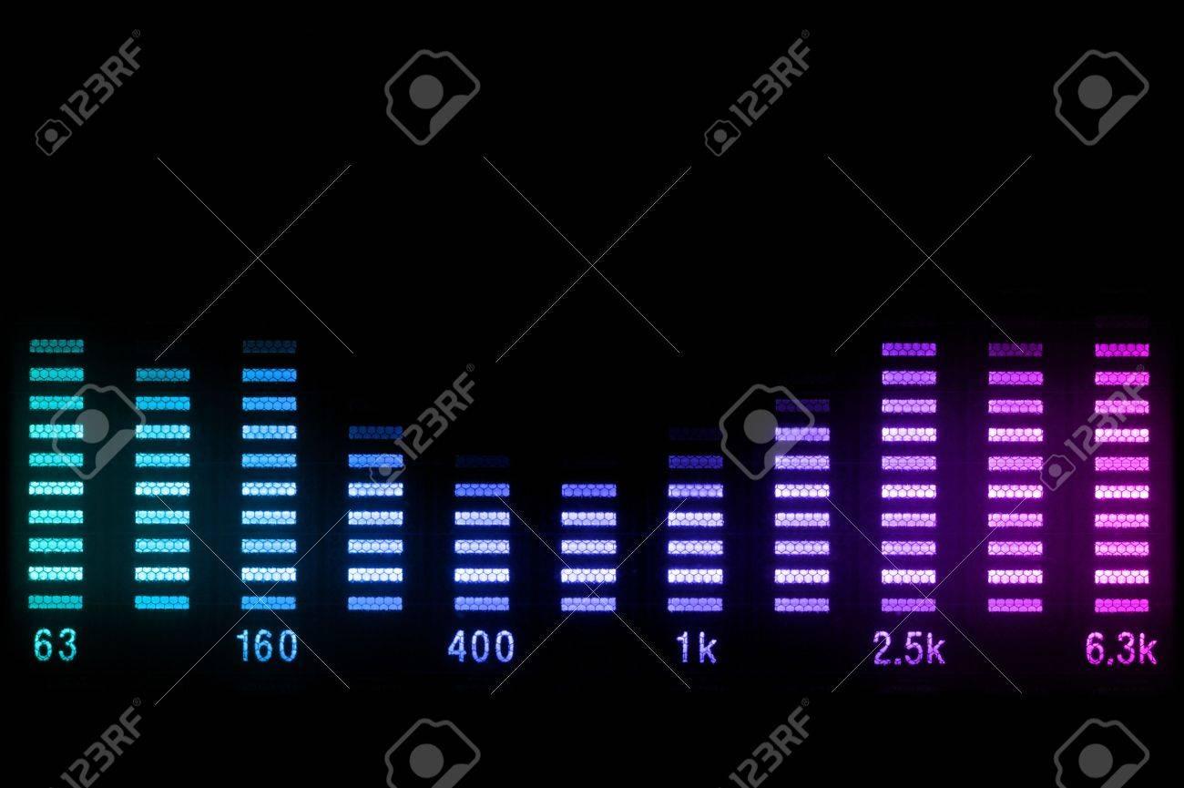 music equalizer Stock Photo - 6068935