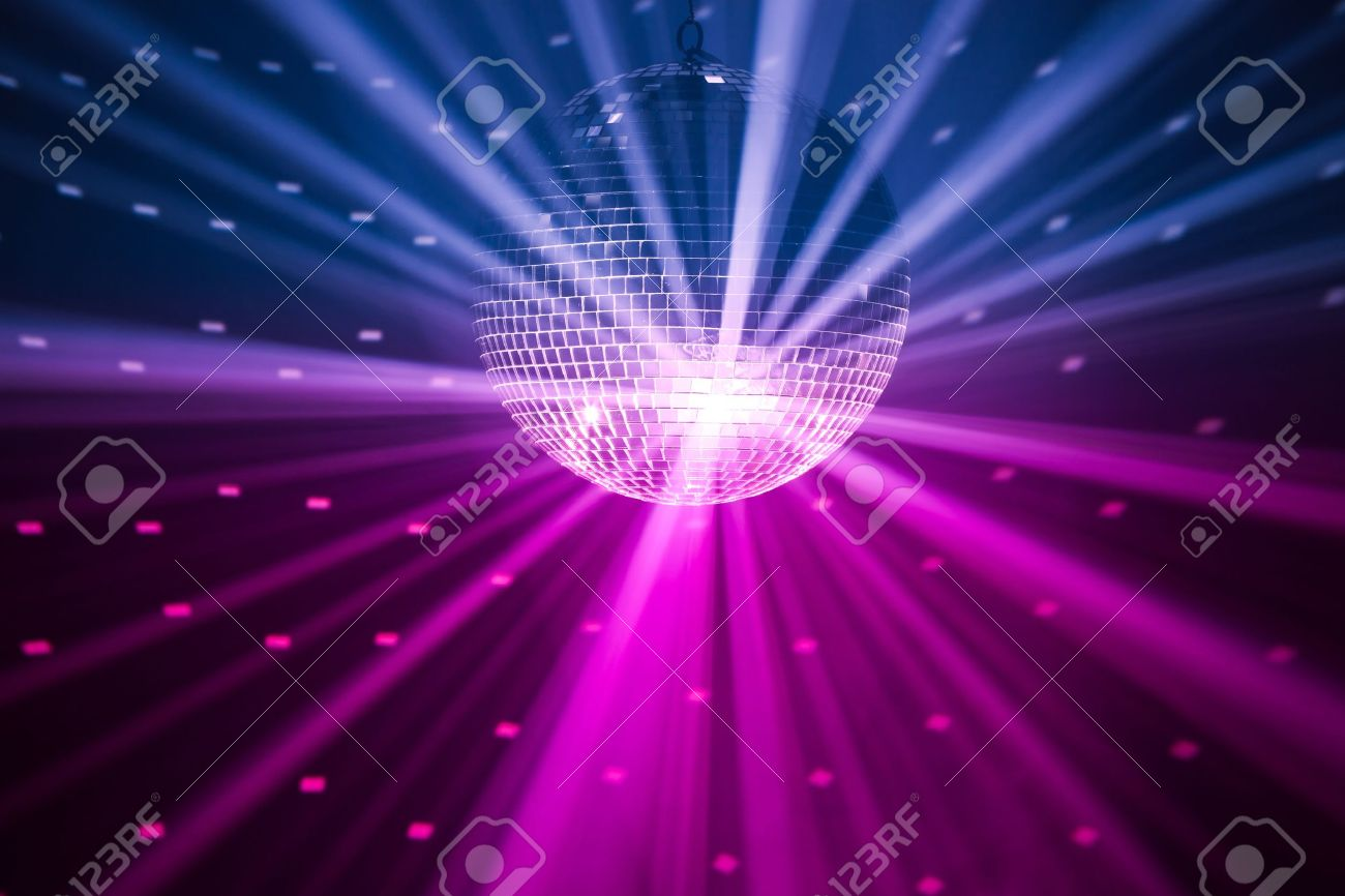 party lights background Stock Photo - 9630897