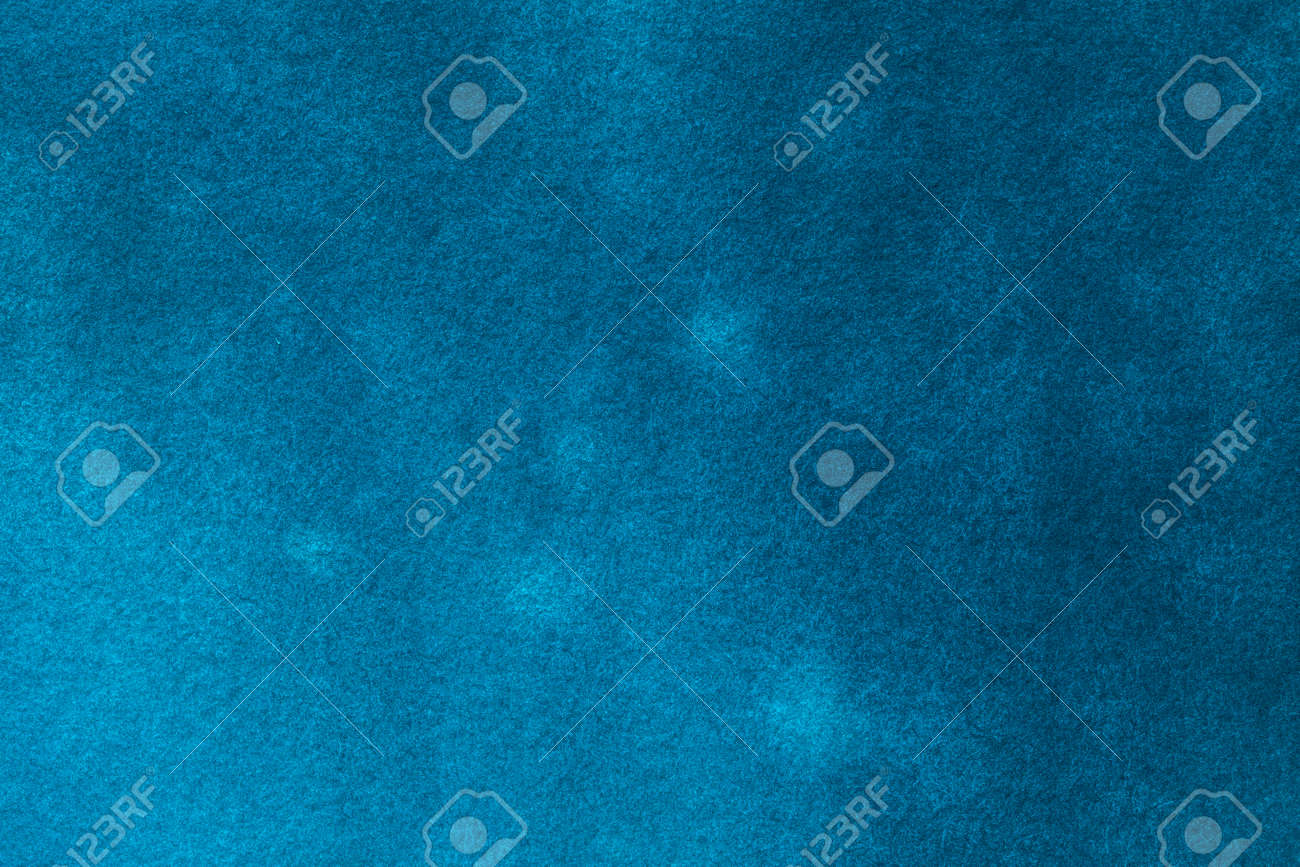 Abstract art background navy blue colors. Watercolor painting on canvas with soft gradient. Fragment of artwork on paper with pattern. Texture backdrop. - 153812563