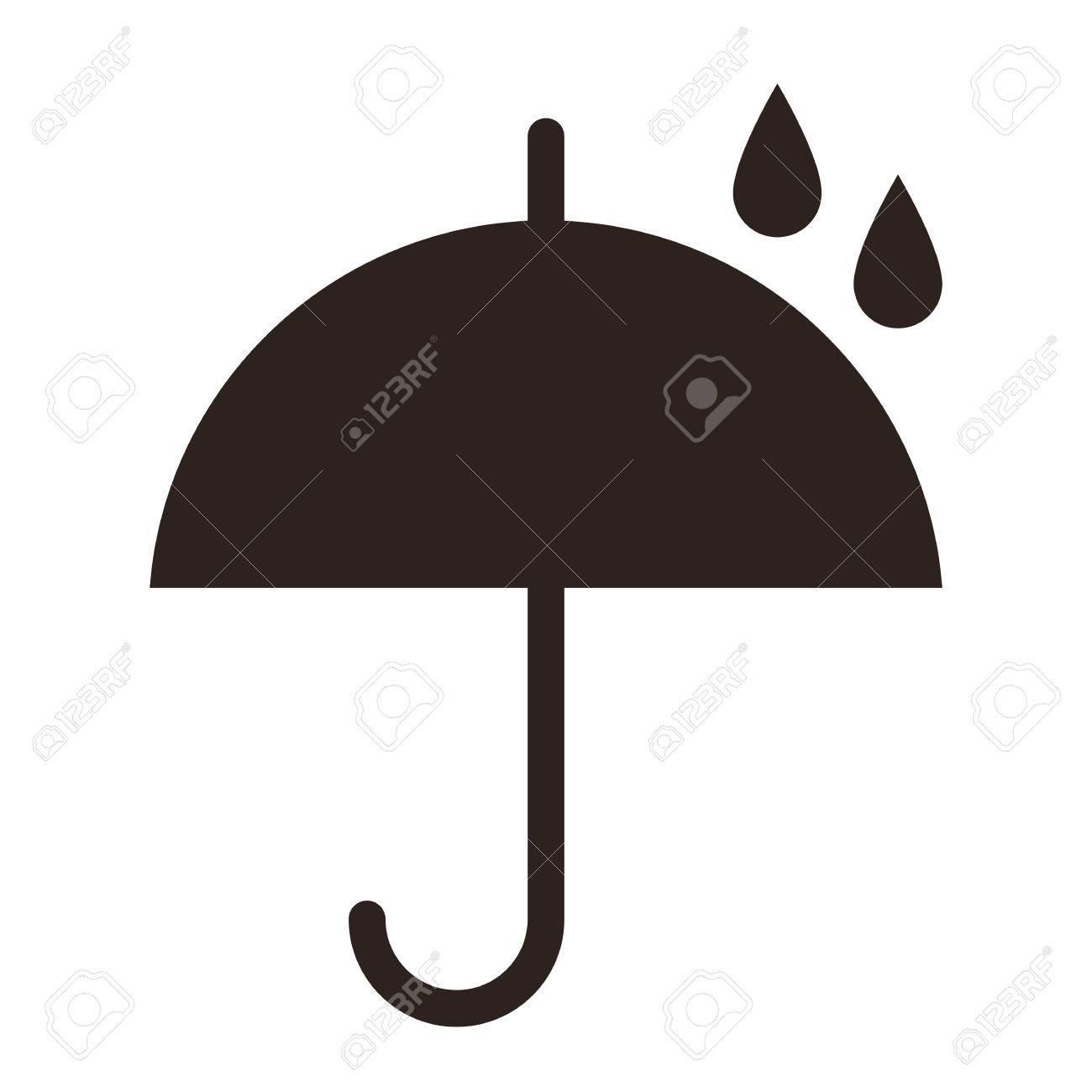 Charmant Regenschirm Ausgeschnittene Vorlage Ideen - Beispiel ...