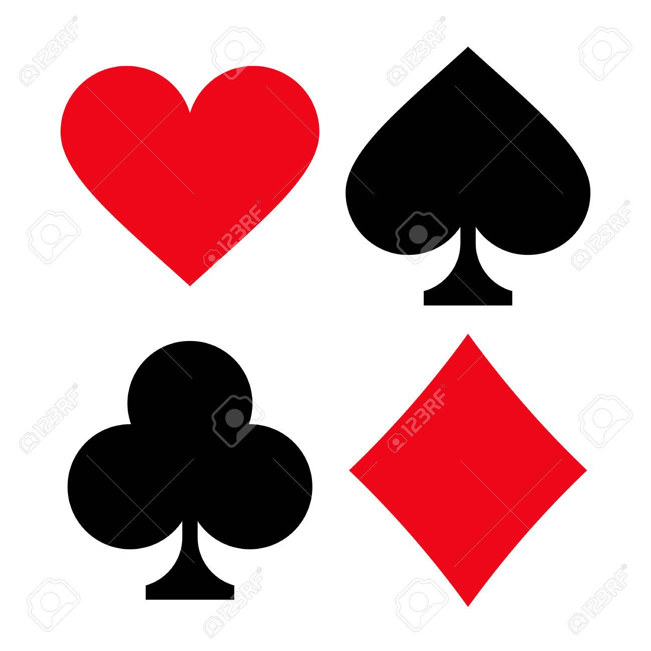 Showing post & media for Poker card symbols | www.symbolsnet.com