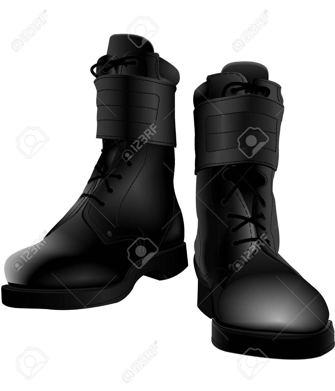 Heavy Combat Boots - Boot Hto