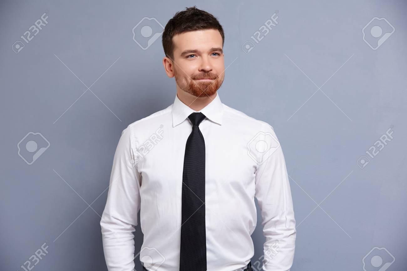 businessman in white shirt - 37871329
