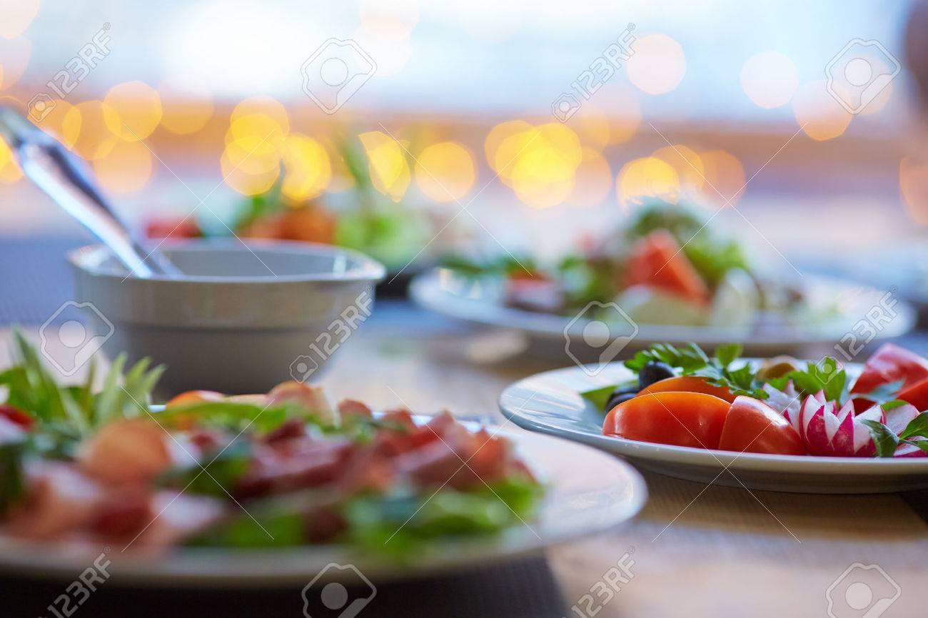 tasty appetizer - 43965025