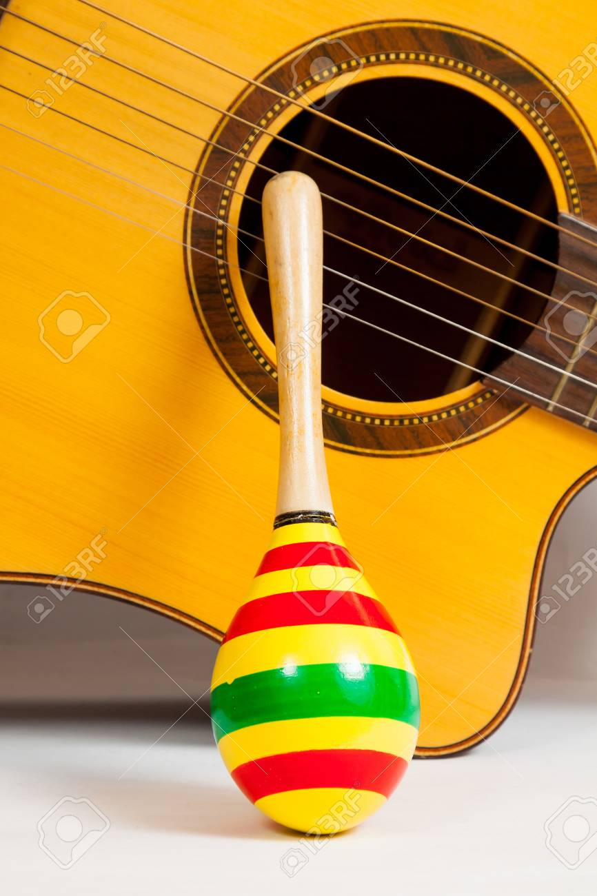 colorful maracas stock photo picture and royalty free image image