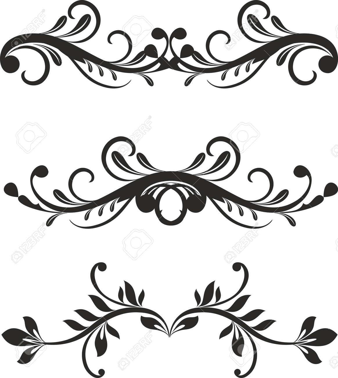 floral design elements vector royalty free cliparts vectors and rh 123rf com vectorworks vector marketing