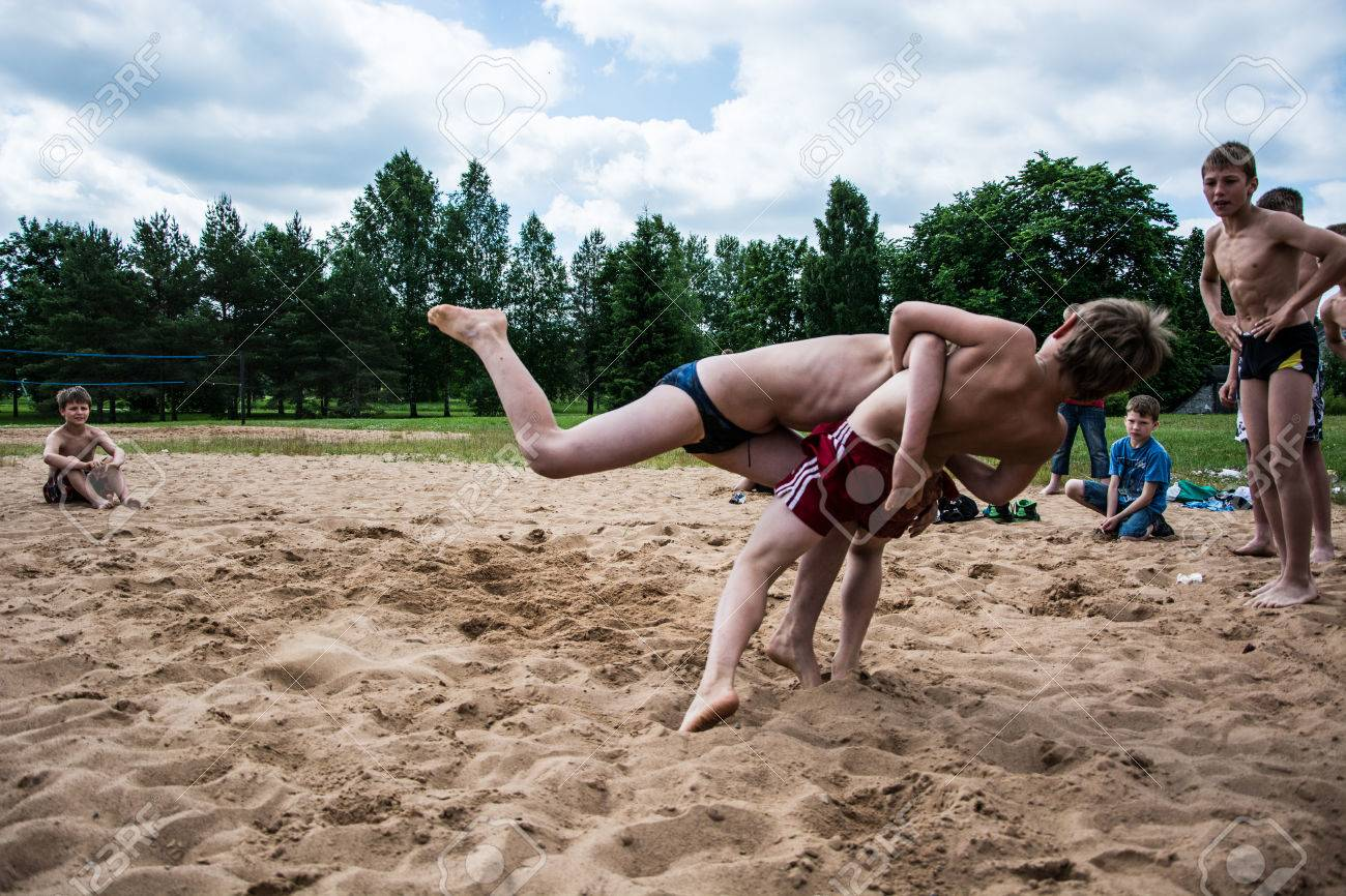 Beach wrestling galleries 85