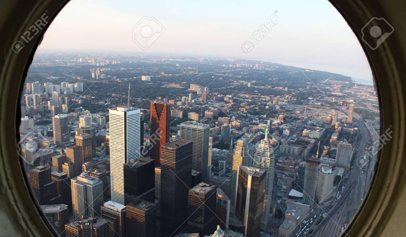 View of downtown Toronto Stock Photo - 17689247