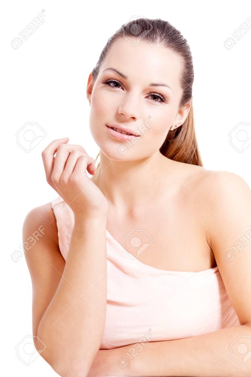 Mujer trigueña