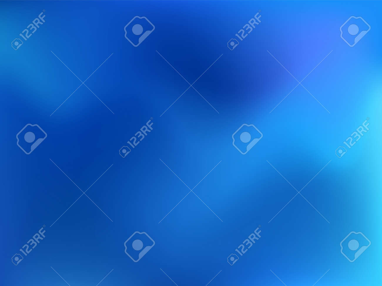 Holographic background. Bright, smooth mesh with a blurry futuristic pattern. Trendy advertising vector. Intense holographic spectrum gradient for printing products, covers. - 167565732