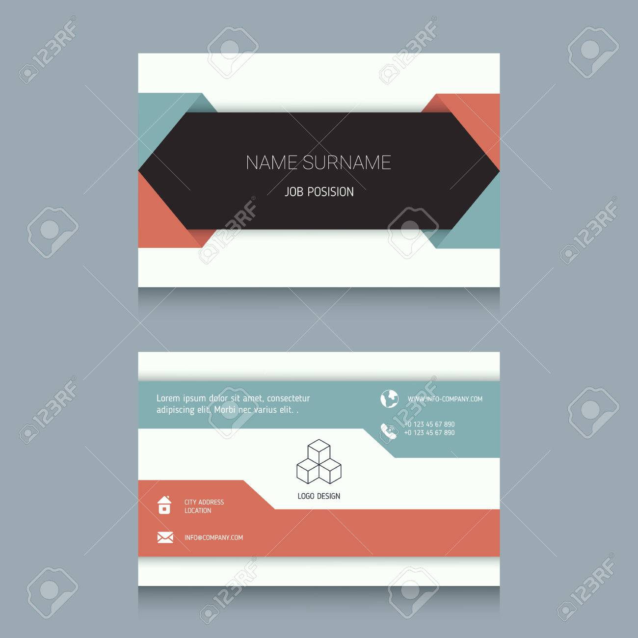 Wonderful Psychology Business Cards Pictures Inspiration ...