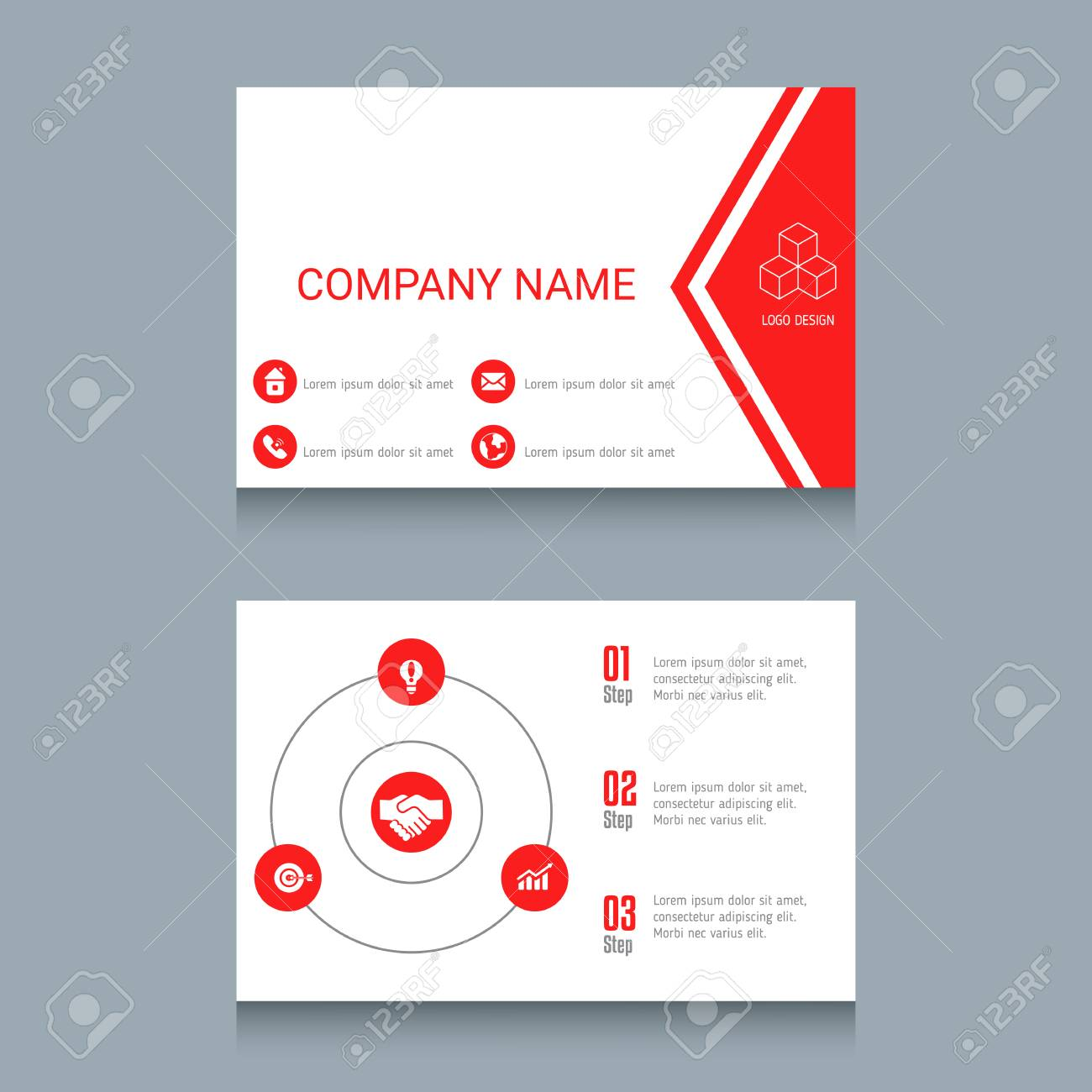Business card designs easy to adapt business vector set royalty business card designs easy to adapt business vector set stock vector 91946349 colourmoves