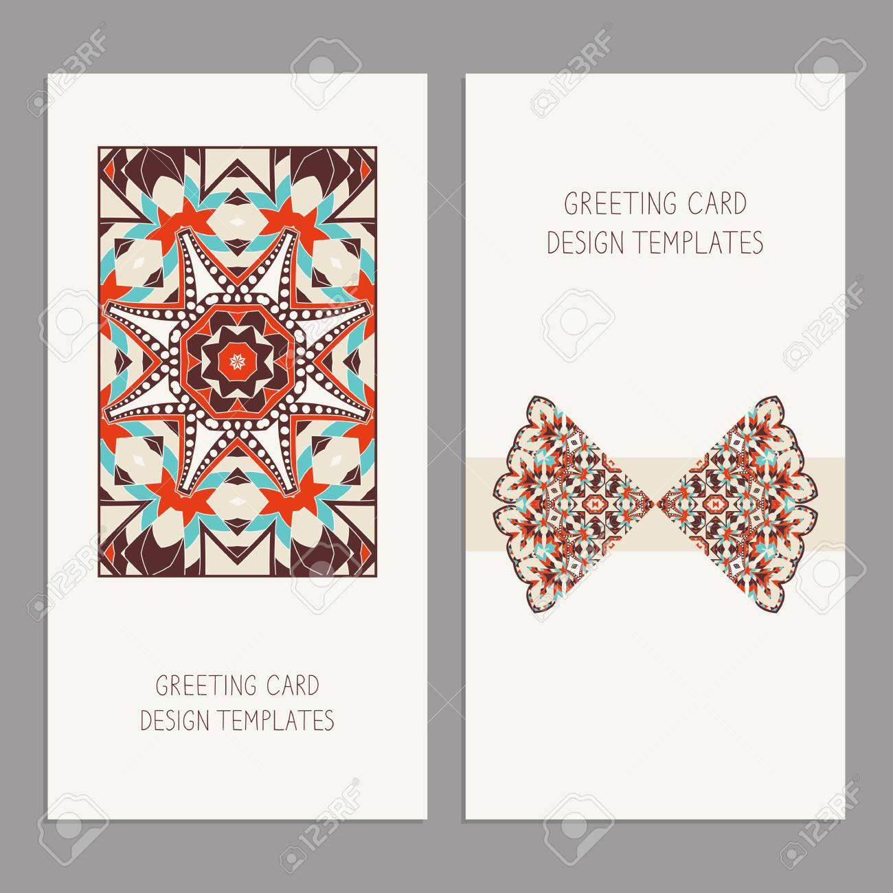 Templates For Greeting And Business Cards, Brochures, Covers ...