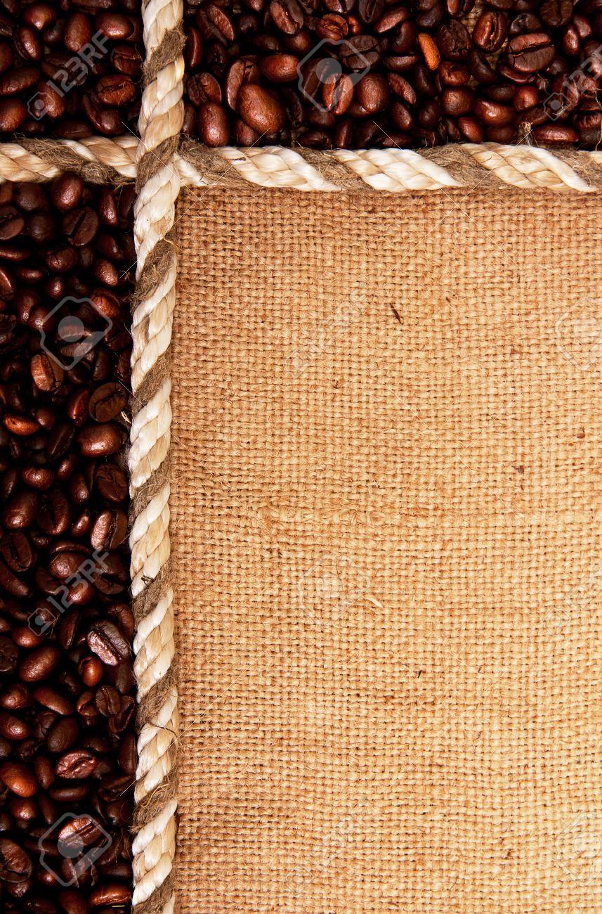 Design coffee menu of coffee beans Stock Photo - 10475173