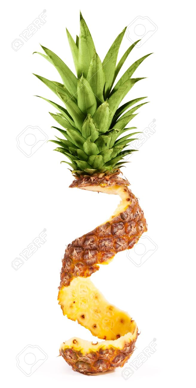 pineapple peel