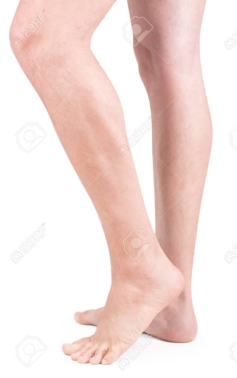 beautiful male legs
