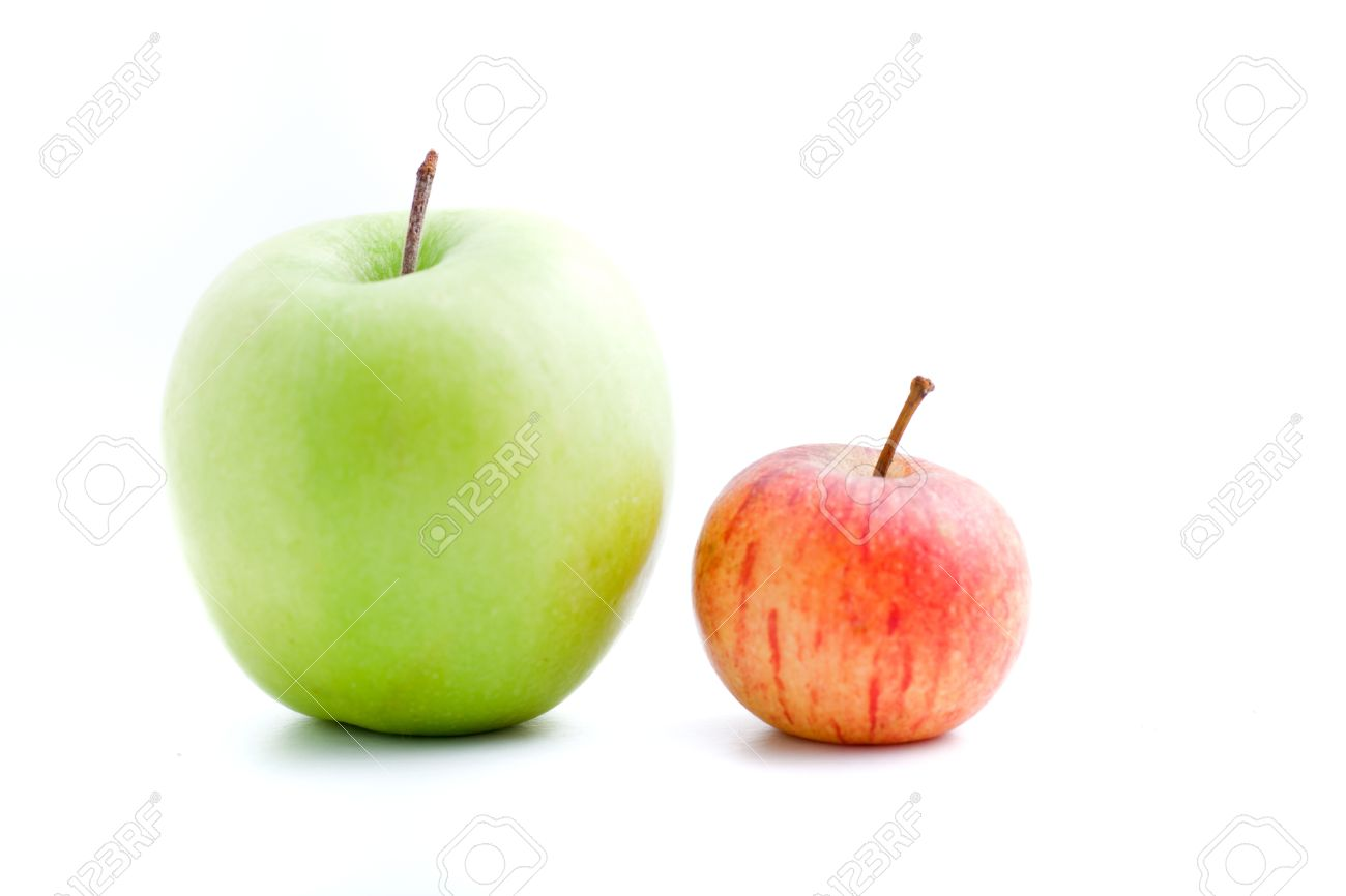 Apple Varieties With a Large