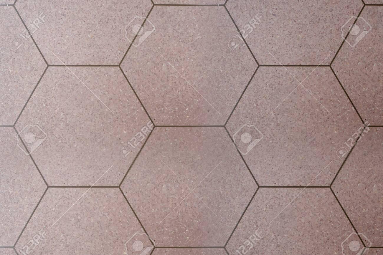 Design vintage di piastrelle hexagon foto royalty free immagini