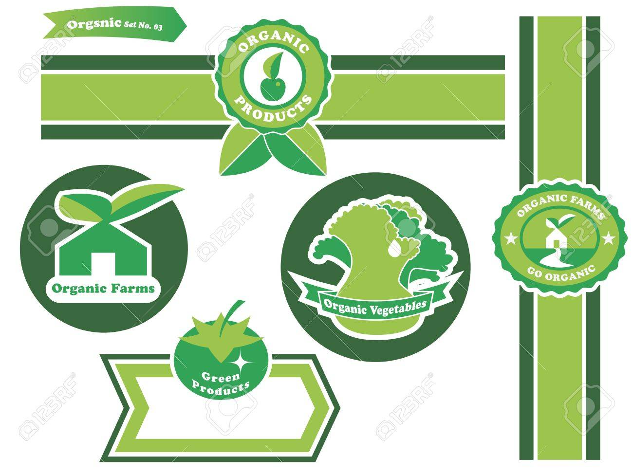 agriculture, badge, box, button, cereal, certified, crop, environment, farm Stock Vector - 11217245