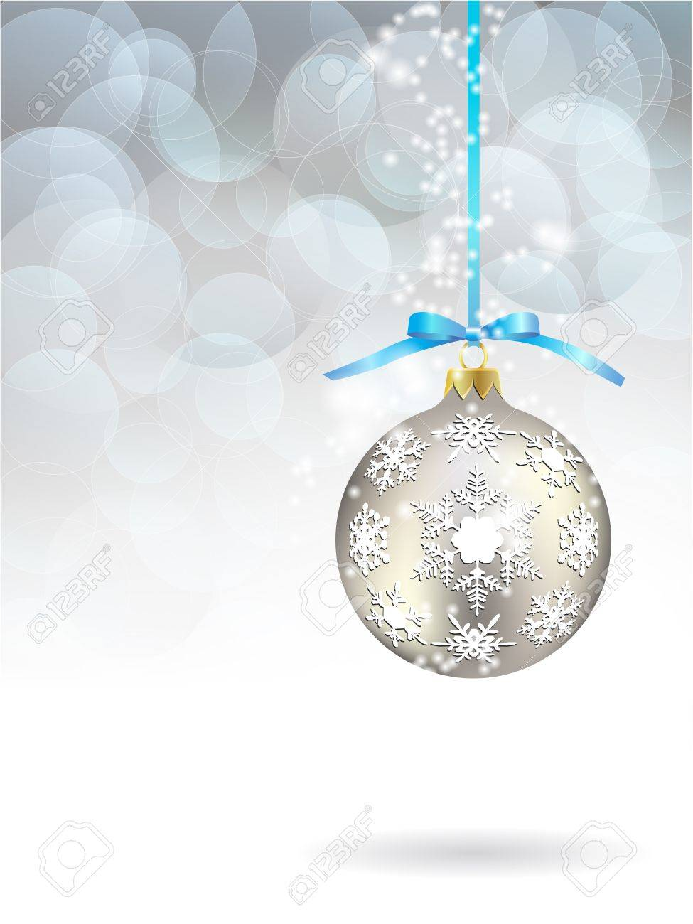 background, ball, baubles Stock Vector - 11321776