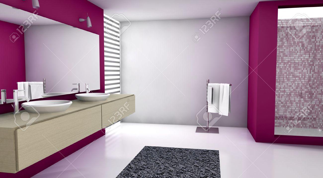 Piastrelle bagni moderni colorati. gallery of immagini bagni