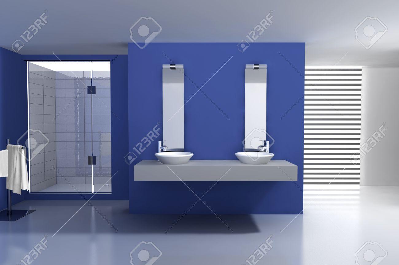 Mobili bagno blu excellent mobile bagno laccato with mobili bagno
