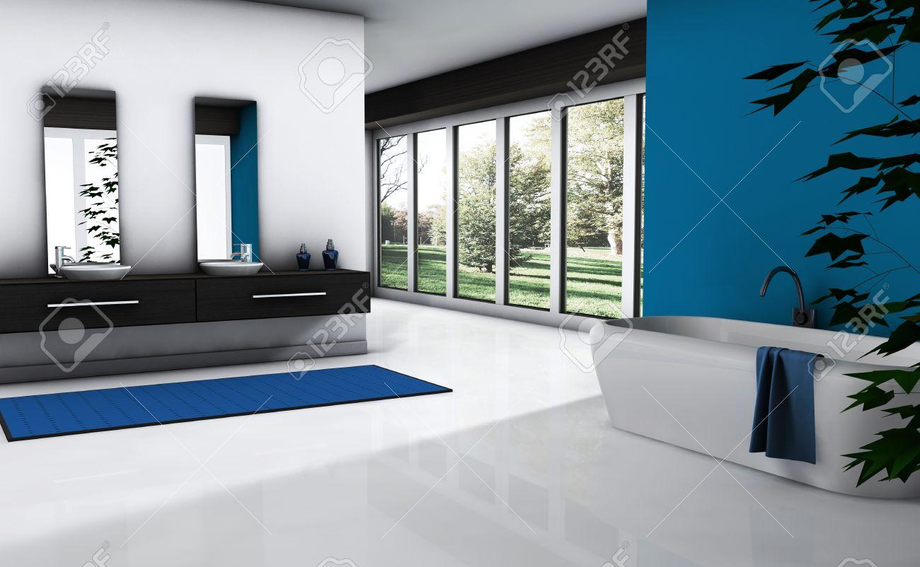 Bagno beige e bianco moderno : bagno beige e bianco moderno. bagno ...