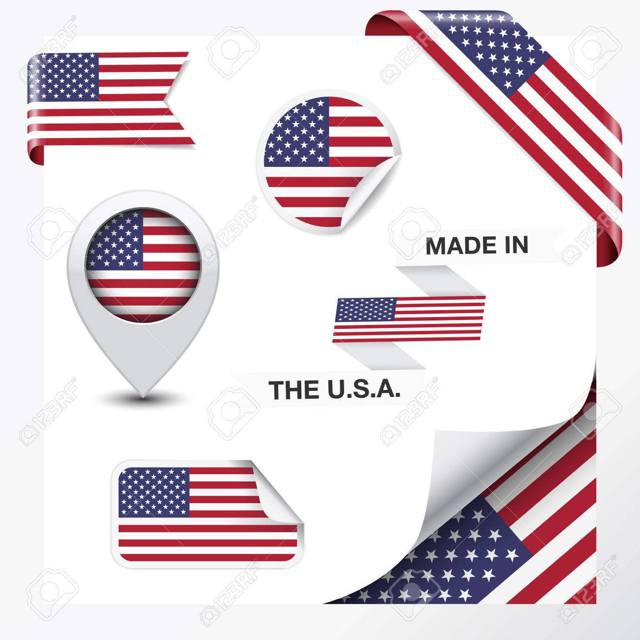8a03fe421e8 Made In The USA Collection Of Ribbon