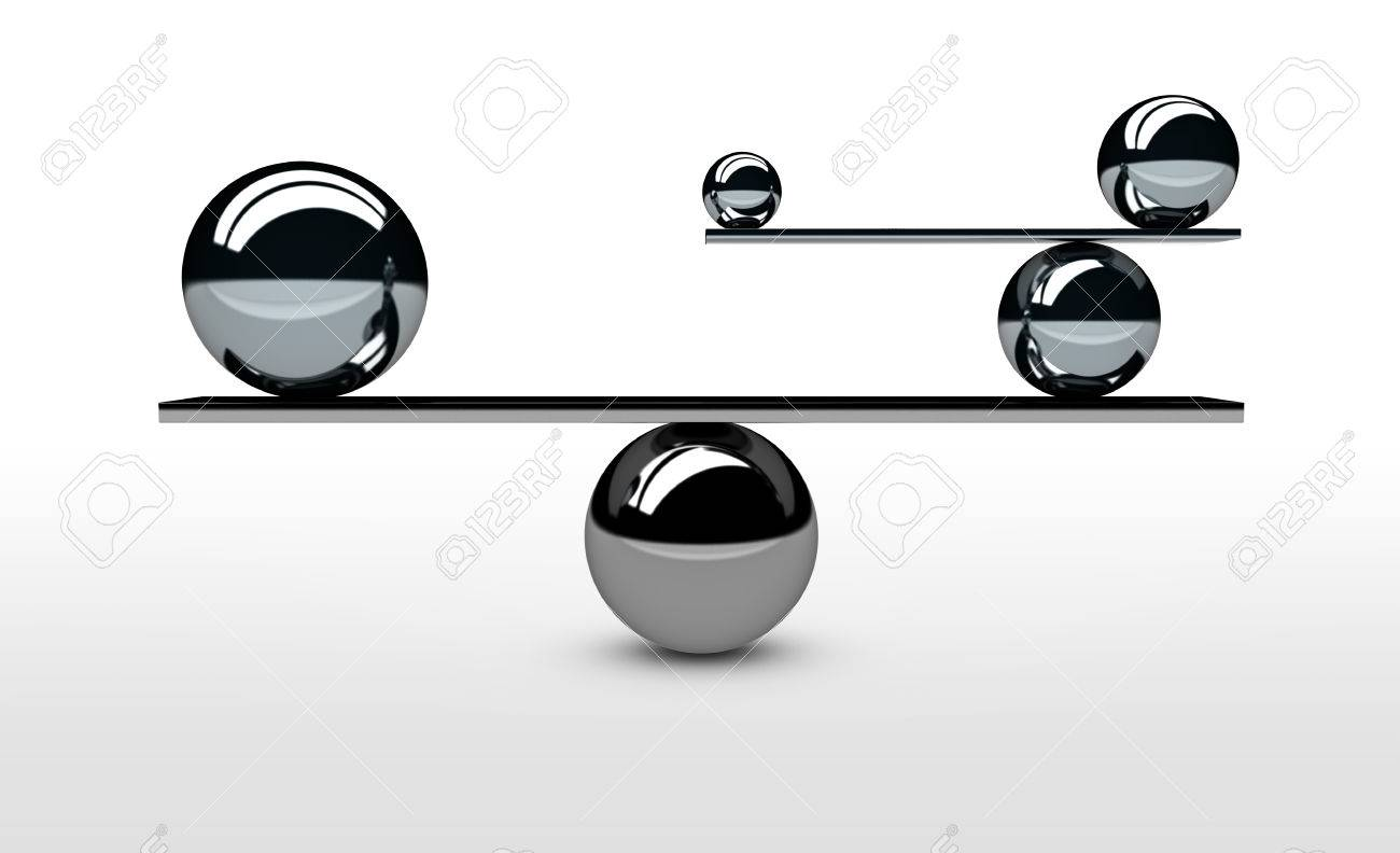 ASTRAZIONE 57626949-balancing-the-perfect-system-lifestyle-and-business-balance-concept-with-balanced-balls-of-different