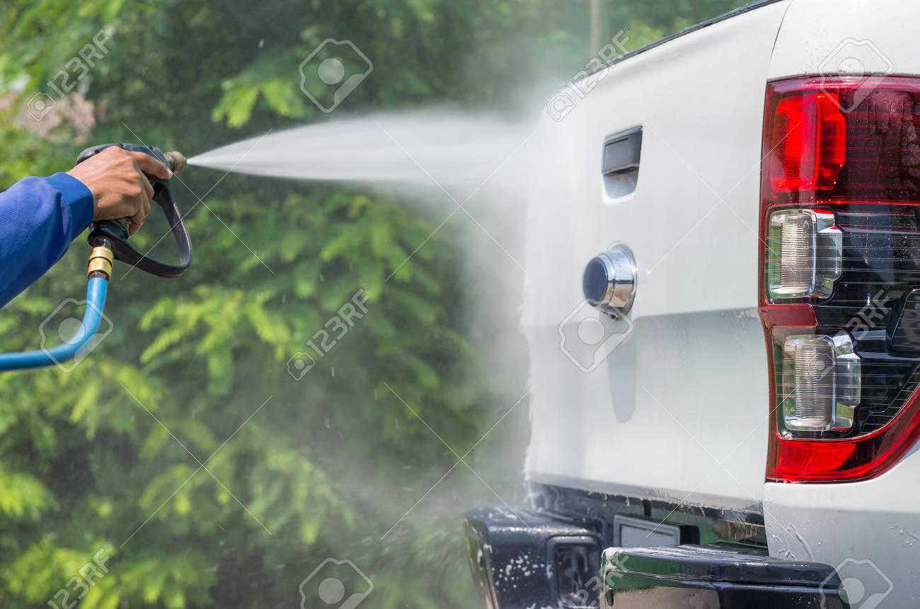 Spray Car Wash >> Car Wash Spray Gun With High Pressure Pickup